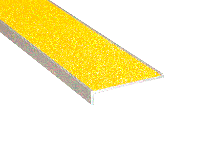 Tadao® Carbtech Yellow Insert 10x54mm Silver Nosing