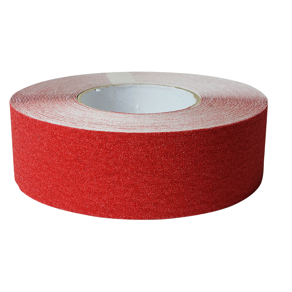 Nosing Tape Carbtech 50mm x 18.3m Red